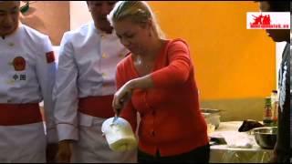 Мастер класс китайских поваров в Комсомольске-на-Амуре