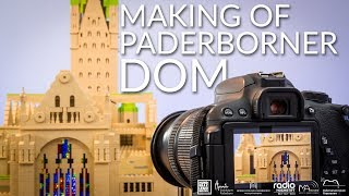 Making of LEGO® Paderborner Dom