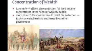 AP World History: Period 3: Byzantine Part III