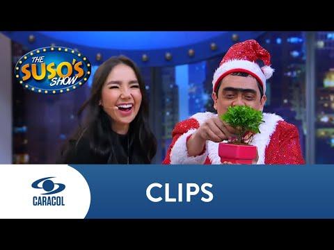 ¿Suso puso a comer tierra a Paola Jara? | Caracol Televisión