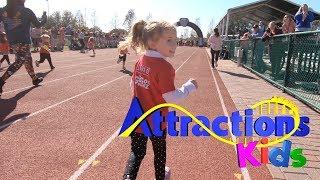 runDisney Kids Races during Walt Disney World Marathon Weekend