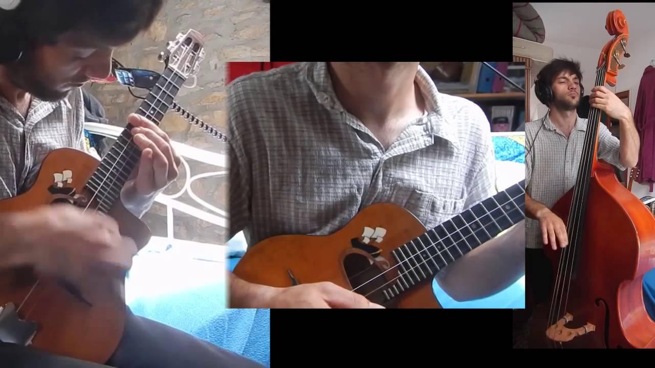 Minor Swing on Gypsy Ukulele - YouTube