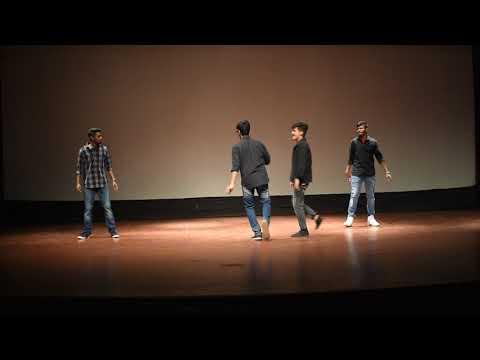 Single's Anthem || Jeet || Nucleya Mumbai Dance || Sankranti 2020 || TCA || IITKGP