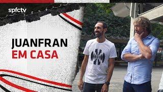 JUANFRAN EM CASA | SPFCTV
