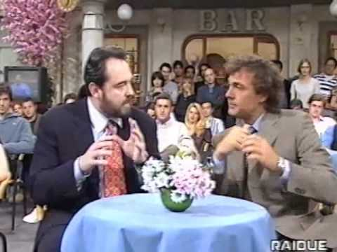 Nick Stellino on Italian Television