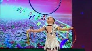 [Circus] Korean child acrobats from Pyongyang {DPRK}