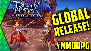 Ragnarok M: Eternal Love - GLOBAL RELEASE MMORPG FIRST IMPRESSIONS GAMEPLAY | MGQ Ep. 252