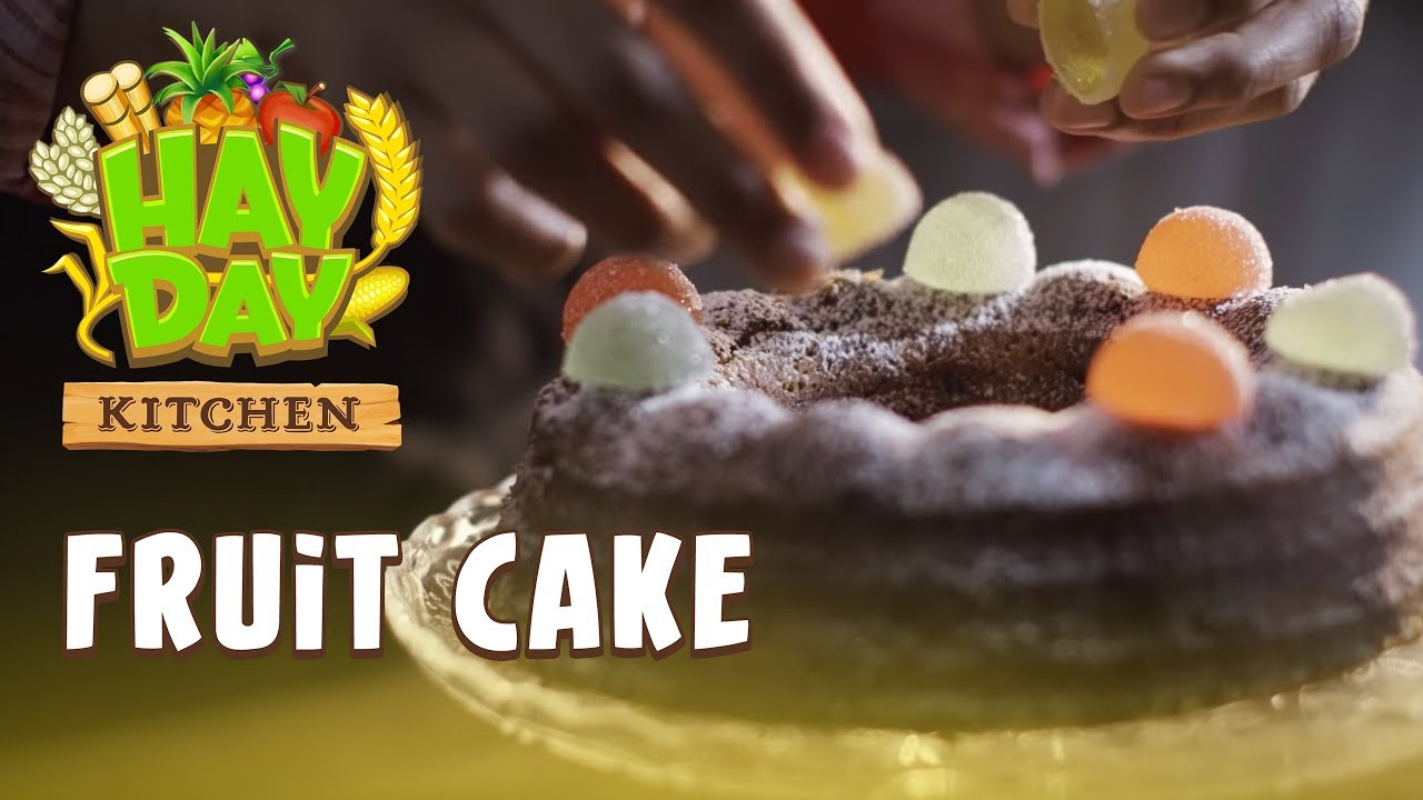 The Hay Day Kitchen: Fruit Cake - Hay Day 2019-01-08 12:00