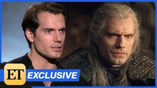 The Witcher: Henry Cavill Dishes on His Geralt of Rivia Transformation | Full Interview
