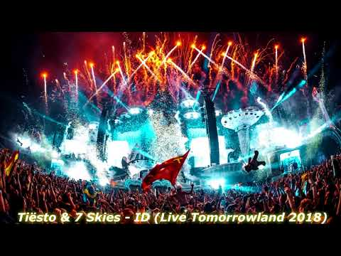 Tiësto & 7 Skies - ID (Live Tomorrowland 2018)