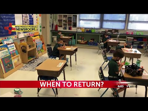 Las Cruces Catholic School is in-person and virus free, but LCPS could stay online all ...