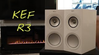 KEF R3 _ (Z Reviews) _ Should this End your Speaker Game?
