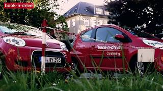 book-n-drive Carsharing: So funktioniert´s