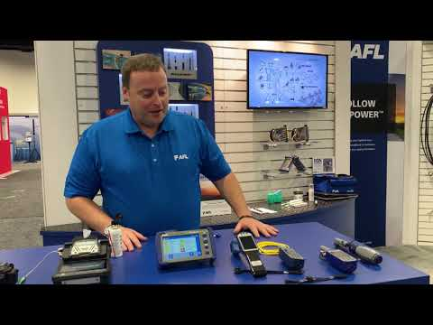 Mike is talking test and inspection equipment at UTC 2019