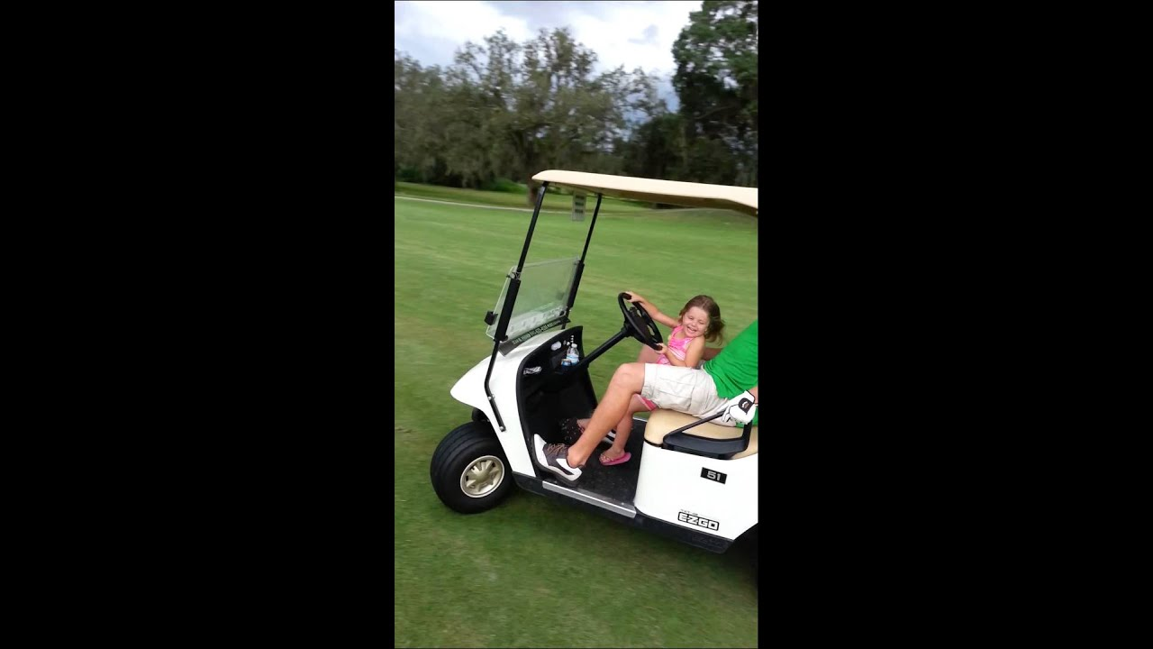 Ashley driving a golf cart...lol - YouTube on golf trolley, golf games, golf hitting nets, golf machine, golf buggy, golf girls, golf players, golf handicap, golf cartoons, golf card, golf words, golf tools, golf accessories,