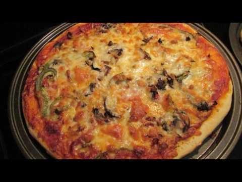 Recipe: Pizza Crust For The Bread Machine