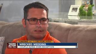 Video Wedding disaster has couple headed to court download MP3, 3GP, MP4, WEBM, AVI, FLV Juni 2018