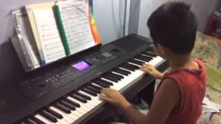Tiếng hát thiên thần - piano -KDKhoi