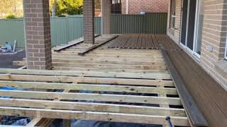 Trex transcend decking- Oatlands Sydney
