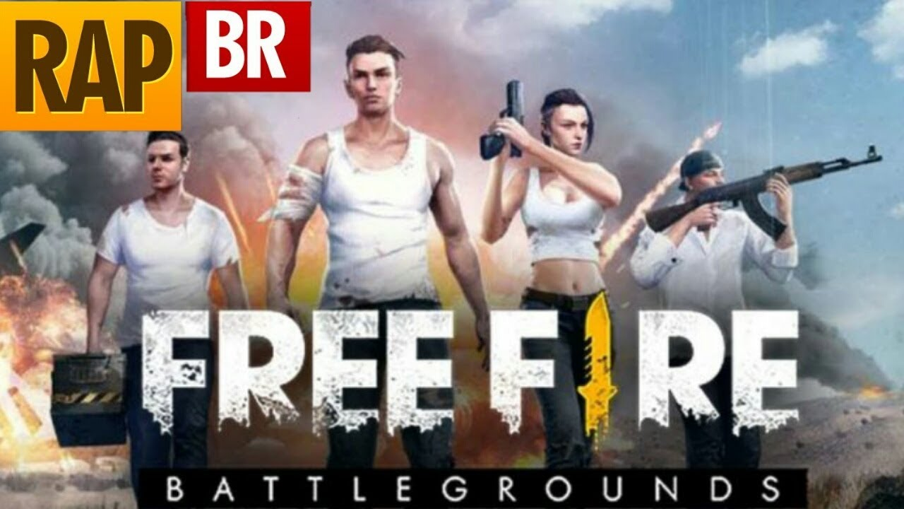 Rap Do Free Fire ( PLAYER TAUZ ) Rap Gamer