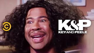 The Most Intense Brąin Freeze of All Time - Key & Peele