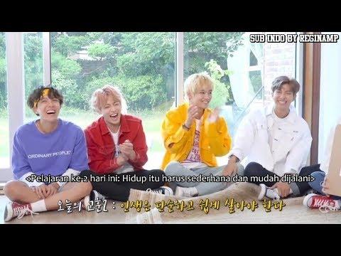 [INDO SUB] FULL BTS SEASON GREETINGS 2019