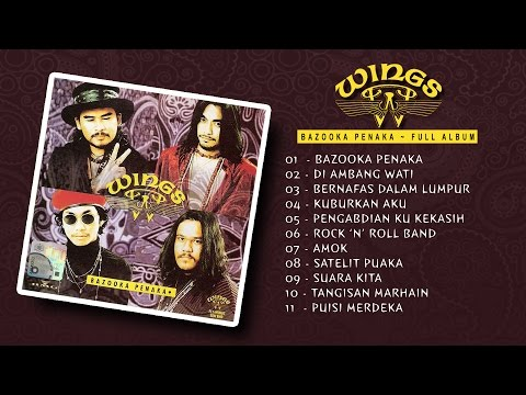 Wings - Bazooka Penaka (Full Album)