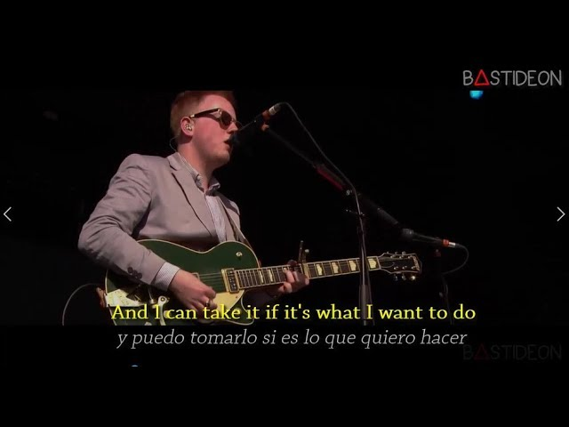 Two Door Cinema Club - What You Know (Sub Español + Lyrics)