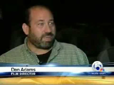 WPTV interview with director Daniel Adams