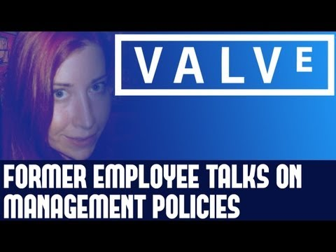 Valve Former Employee Jeri Ellsworth Speaks On Management Policies - 'Can Be Like High School'