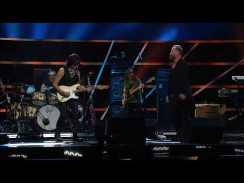 """[01] Jeff Beck Band & Sting - """"People Get Ready"""" HD"""