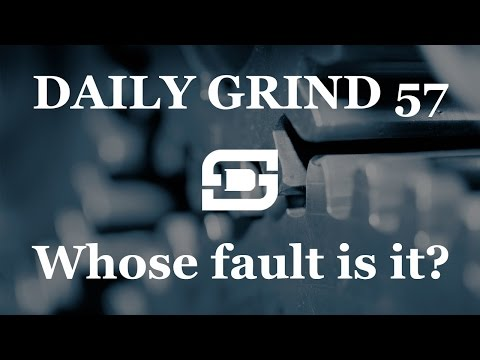 Deepwater Subsea | Daily Grind #57 Whose fault is it that your employees refuse to follow procedures