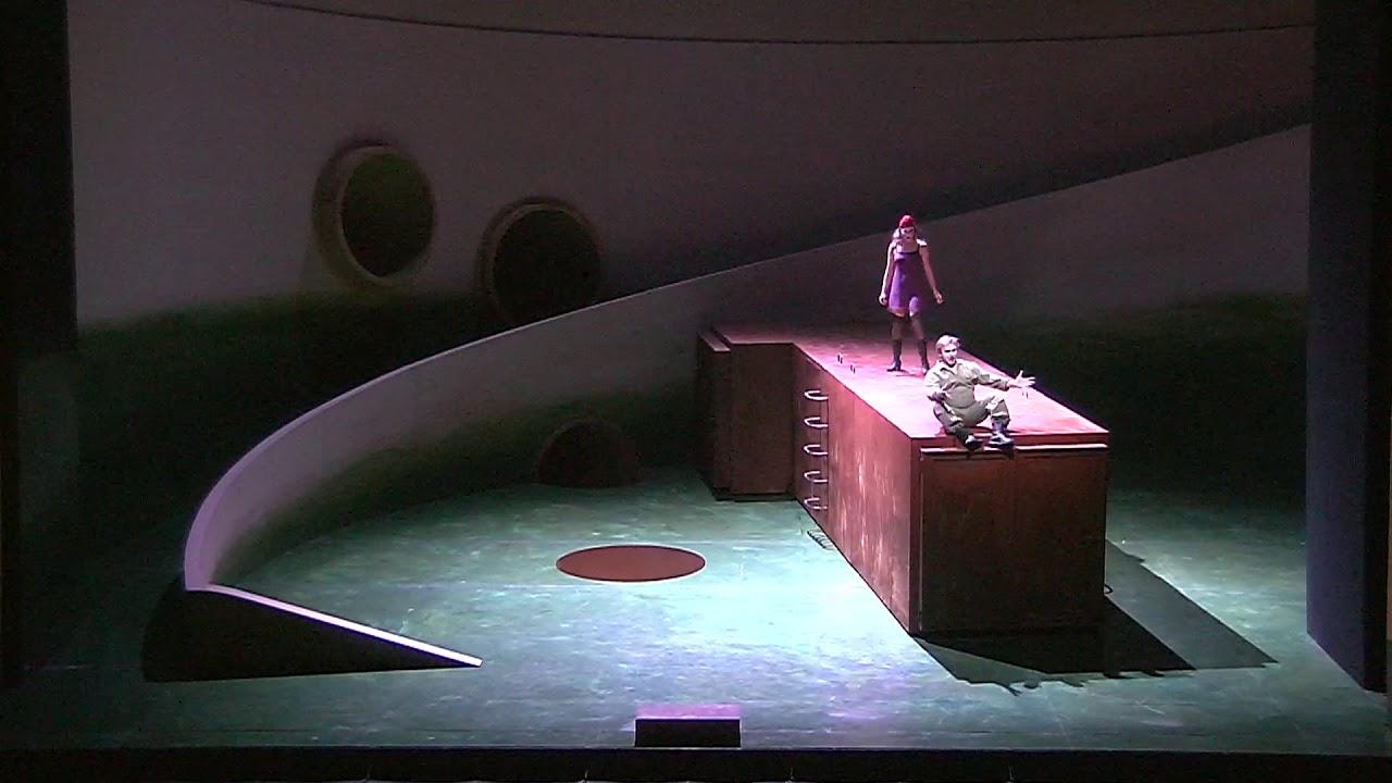 Lady Macbeth from Mzensk - Sonetka scene (Schostakovich)