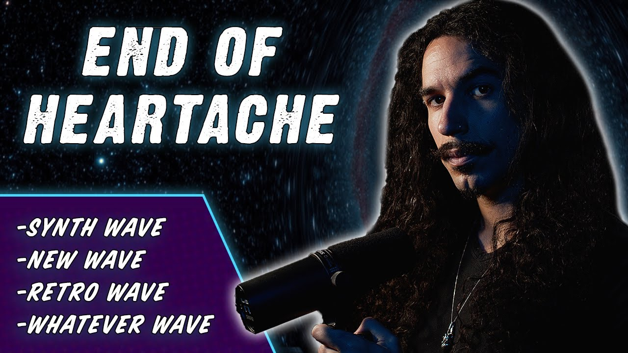 Killswitch Engage - End Of Heartache (Synthwave/Retrowave/Silent Knife Cover)