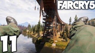 Far Cry 5. Прохождение. Часть 11 (Крюк кошка)