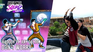Don't Worry - Madcon ft. Ray Dalton (Just Dance Unlimited)