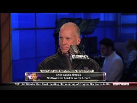 Doug Collins on ESPN