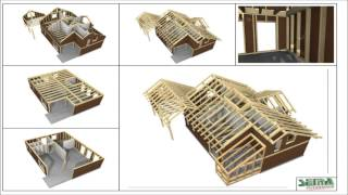 Examples of SEMA timber construction software(, 2013-07-04T13:09:57.000Z)