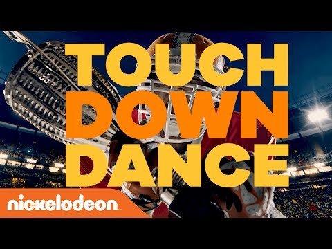 🏈 TOUCHDOWN Dance!!🏈 Music Video ft. Henry Danger & Game Shakers | Nick