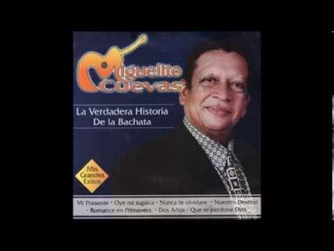 """Miguelito Cuevas """"Mi Presente"""""""