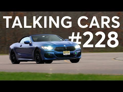 BMW M850i & Bentley Bentayga Review; FCA/Peugeot Merger | Talking Cars with Consumer Reports #228