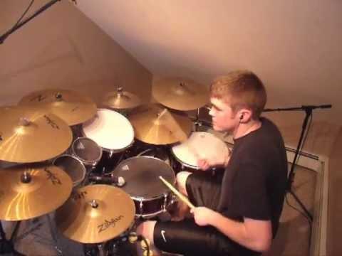 Led Zeppelin - D'yer Mak'er (Drum Cover)