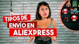 #ALIEXPRESS ¿QUÉ TIPO DE ENVÍO ES EL MEJOR? | #MÉXICO screenshot 4