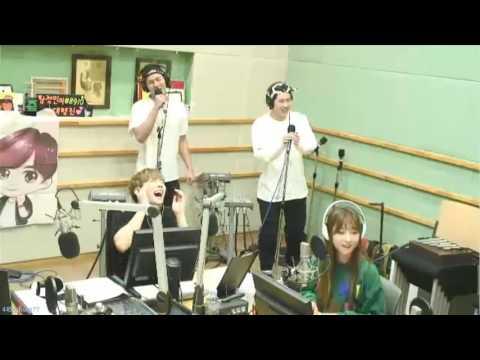 160830 SHOWNU & JOOHEON - IF YOU (Karaoke) @ Kiss the Radio