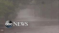 Hurricane Matthew Arrives in Jacksonville