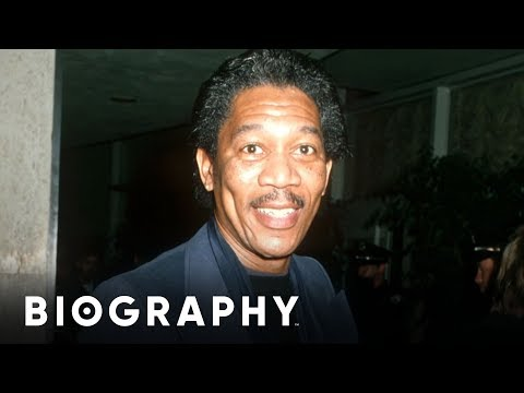 Morgan Freeman  American Actor, Producer, And Narrator  Mini Bio  BIO