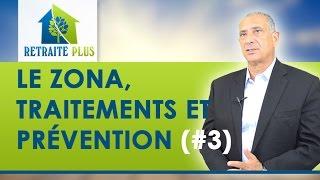 Zona : Traitement et prévention - Conseils Retraite Plus