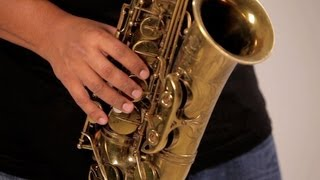 How to Play the Blues Scale | Saxophone Lessons