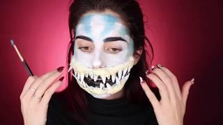 Ich kann nicht mehr..💀Ich schminke einen SPOOKTOBER Halloween Tutorial nach
