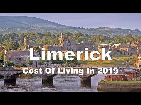 Cost Of Living In Limerick, Ireland In 2019, Rank 99th In The World